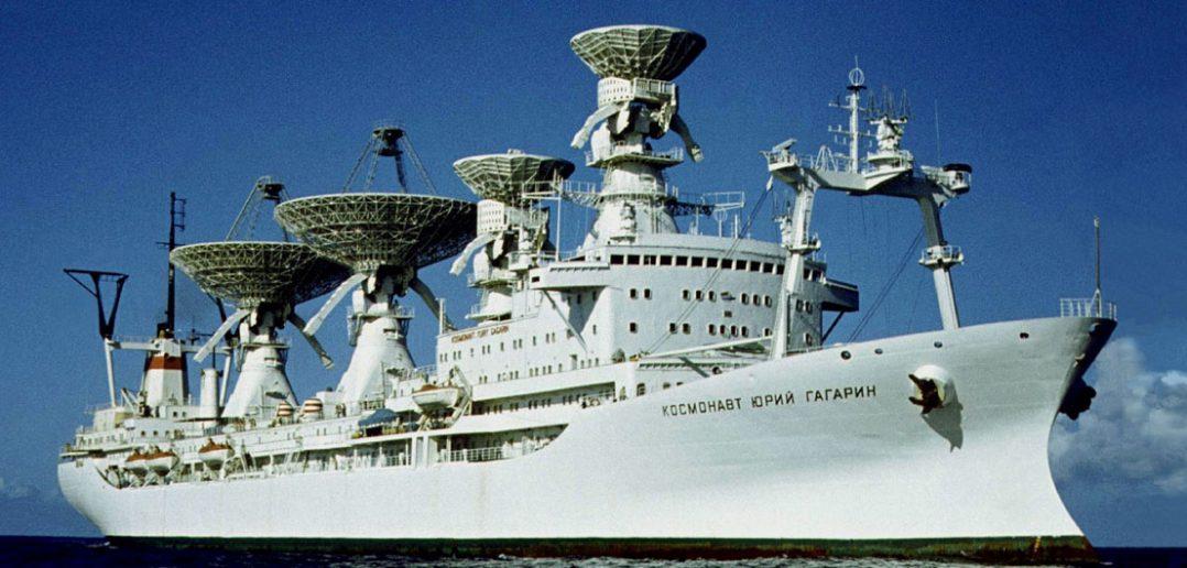Radzieckie okręty komunikacyjne