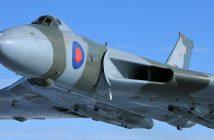 Avro Vulcan - ostatni z brytyjski V-bombers