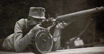 Zapomniany Standschütze Hellriegel M1915