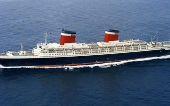 Ostatni amerykański transatlantyk - SS United States