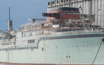 Aquarama - największy statek pasażerski Wielkich Jezior