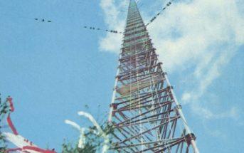 Maszt radiowy w Konstantynowie i jego smutna historia