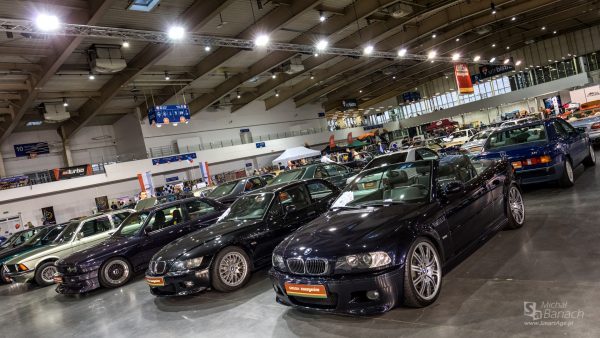 BMW youngtimery (fot. Michał Banach)