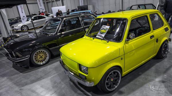 Fiat 126p (fot. Michał Banach)