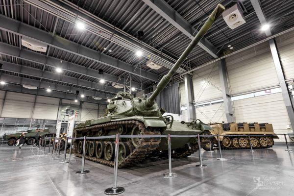 M60A1 Patton (fot. Michał Banach)