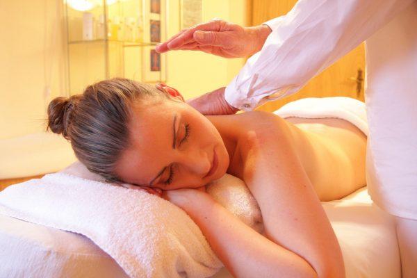 Prezent w formie masażu, albo wizyty w spa