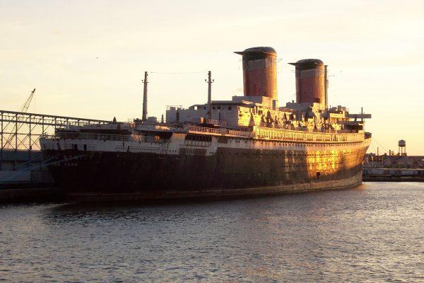 SS United States współcześnie