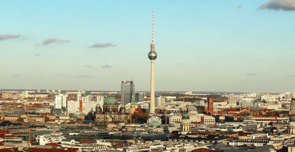 Berliner Fernsehturm (fot. Nordenfan)
