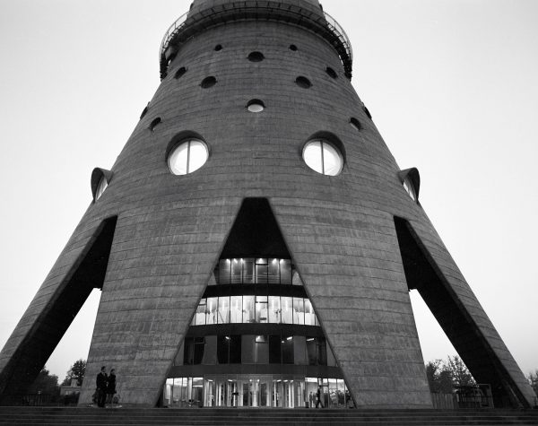 Podstawa wieży telewizyjnej Ostankino