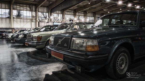 Volvo (fot. Michał Banach)