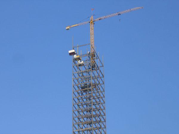 Torre de la Escollera (fot. Aguilacansada)