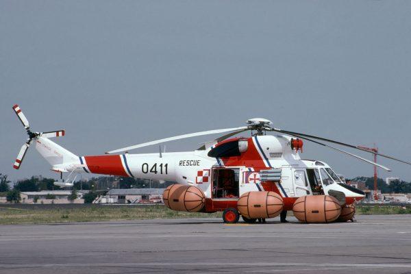 PZL W-3RM Anakonda - 1992 rok (fot. Rob Schleiffert/Flickr.com)