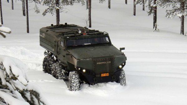 PMPV MiSu 6x6 (fot. aamulehti.fi)