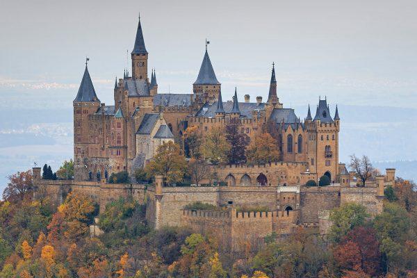Zamek Hohenzollern (fot. A.Savin)