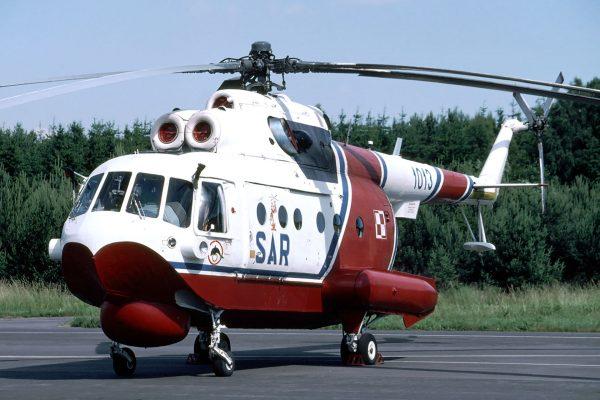 Mi-14PS - czerwiec 1998 roku (fot. Rob Schleiffert/Flickr.com)
