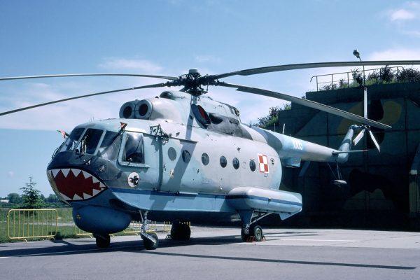 Mi-14PŁ - czerwiec 1998 roku (fot. Rob Schleiffert/Flickr.com)