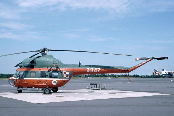 Mi-2RM - 26 czerwca 1998 roku (fot. Rob Schleiffert/Flickr.com)