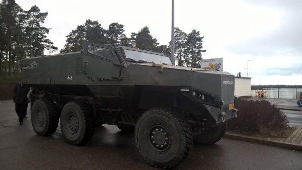 PMPV MiSu 6x6 (fot. timoheinonen.fi)