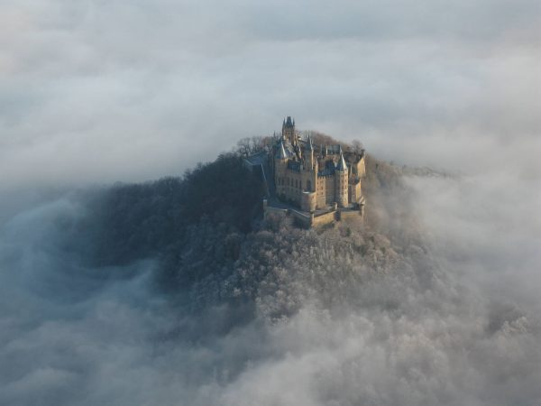 Zamek Hohenzollern (fot. tumblr.com)