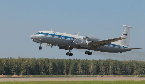 Iljuszyn Ił-18 (fot. shakhty.su)