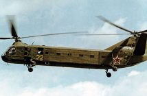 Radziecki dwuwirnikowy śmigłowiec Jak-24