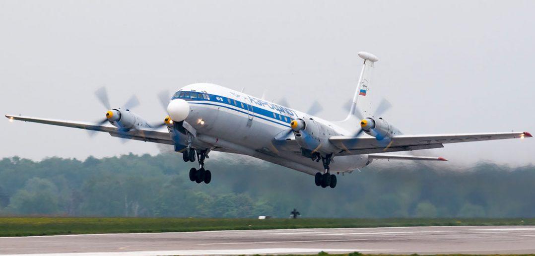 Iljuszyn Ił-18 - długowieczny rosyjski samolot pasażerski