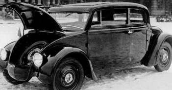 Škoda 932 - zapomniany prekursor