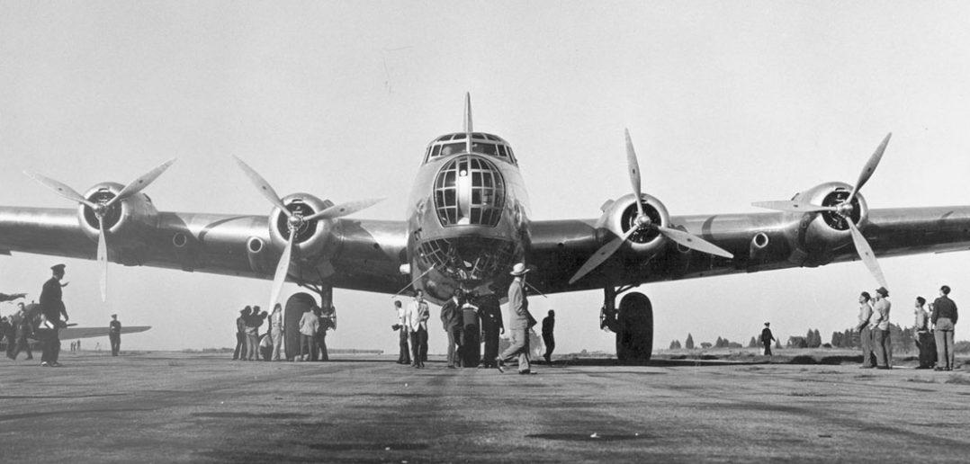 Eksperymentalny bombowiec Douglas XB-19