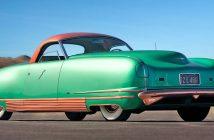 Koncepcyjny Chrysler Thunderbolt z 1941 roku