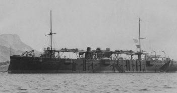 Foudre - pierwszy w historii transportowiec wodnosamolotów