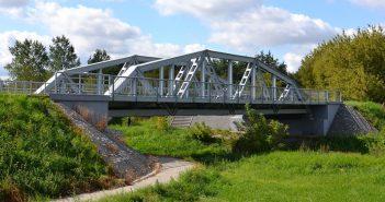 Most w Maurzycach - pierwszy spawany most