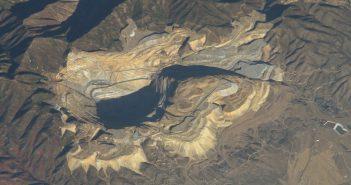 Bingham Canyon Mine - kopalnia, którą widać z kosmosu