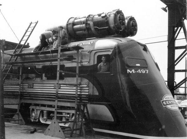 M-497 Black Beetle