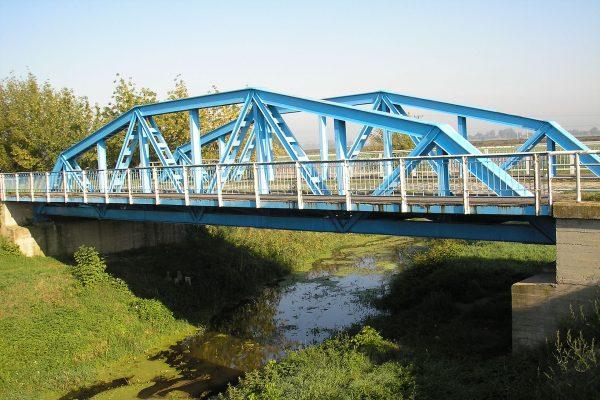 Most w Maurzycach współcześnie (fot. mapio.net)
