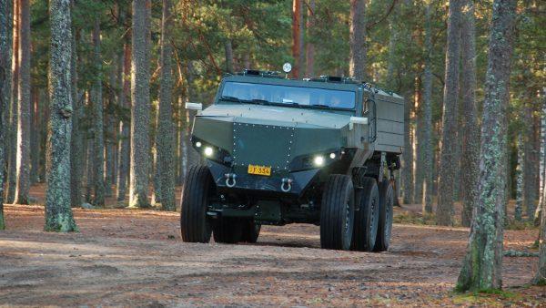PMPV MiSu 6x6 (fot. maavoimat.fi)