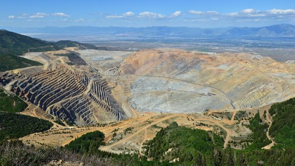 Bingham Canyon Mine (fot. Ray Boren)