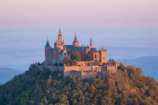 Zamek Hohenzollern (fot. pixabay.com)