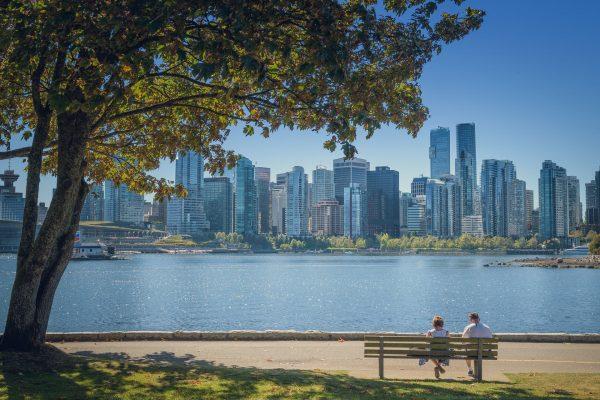 Stanley Park, Vancouver, Kanada (fot. pixabay.com)