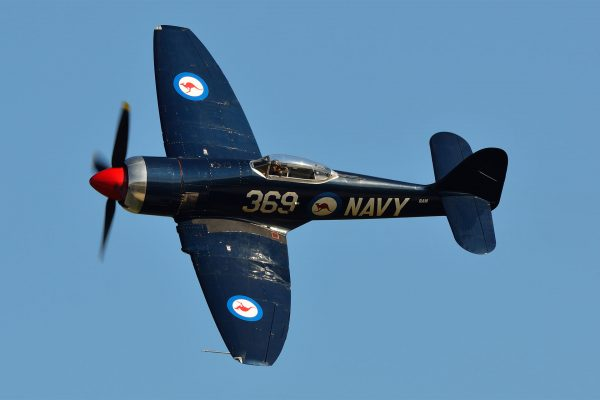 Hawker Sea Fury (fot. Peter redskin83)