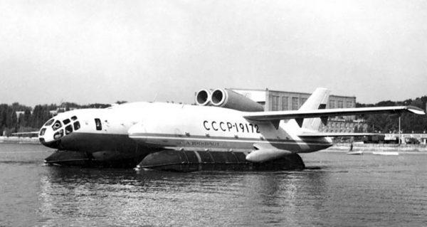 Bartini Berijew VVA-14