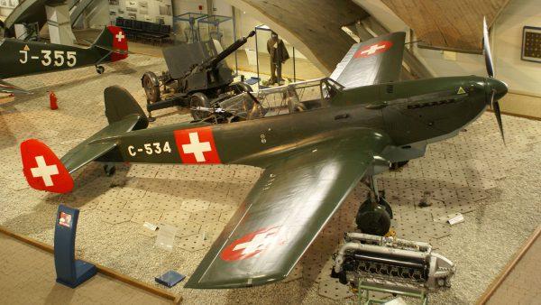 EKW C-36 (fot. Sandstein/Wikimedia Commons)