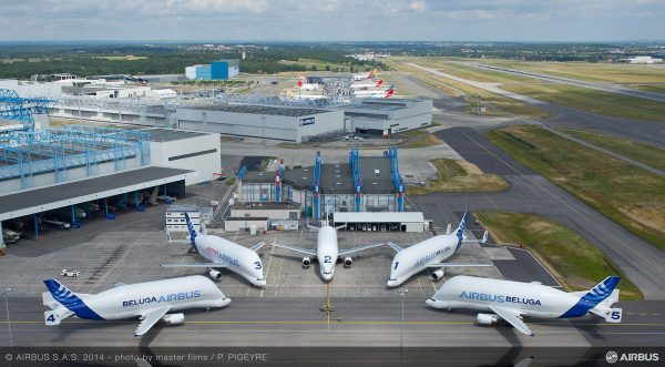 Airbus Beluga (fot. P. Pigeyre/Airbus)