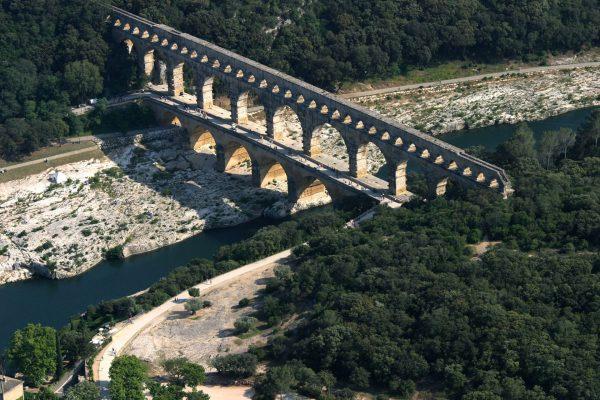 Pont du Gard (fot. envadrouille-camargue.com)
