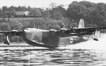 Prototypowa łódź latająca Blohm & Voss Bv 238