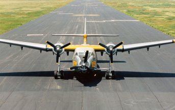 Zapomniany Northrop YC-125 Raider
