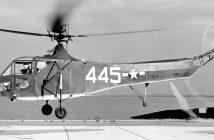 Sikorsky R-4 - pierwszy amerykański śmigłowiec produkowany seryjnie