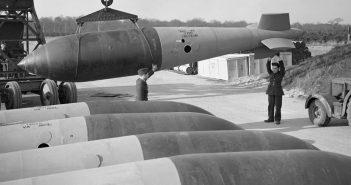 Grand Slam - najcięższa bomba II wojny światowej