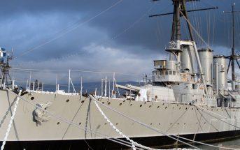 Grecki krążownik pancerny Georgios Averof