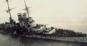 Austro-węgierski pancernik SMS Szent István