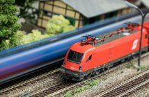 Kolejkoland - mobilna makieta kolejowa